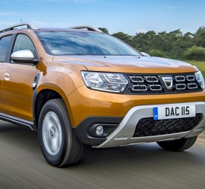 Dacia Duster в апреле стал самым продаваемым кроссовером в Европе