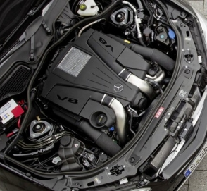 Mercedes прощается с двигателями внутреннего сгорания