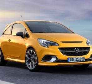Компания Opel презентовала новую спортивную Corsa GSi