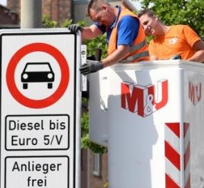 Сотни тысяч подержанных дизельных автомобилей попадут на вторичный рынок