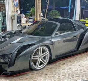 Специалисты из Тайланда превратили Toyota MR2 в Lamborghini Veneno