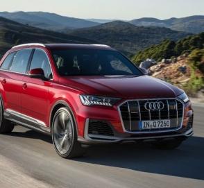 Audi обновила флагманский внедорожник Q7