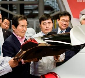Kia Motors закрывает свой завод в Китае