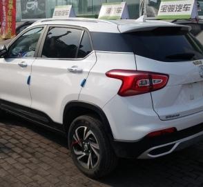 Бюджетный Baojun 510 обретет статус глобальной модели