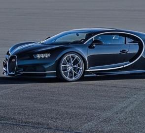 Bugatti может выпустить электрическую линейку суперкаров