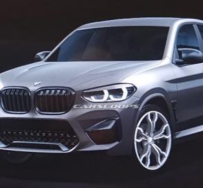 В сеть попали первые фото новой X3 M от BMW