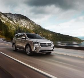 Hyundai Santa Fe попал под отзыв