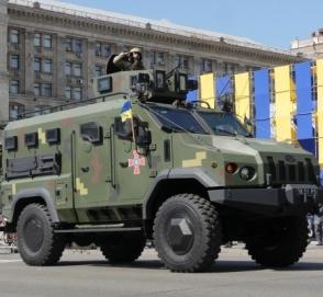 Два украинских производителя бронетехники выходят на внешний рынок