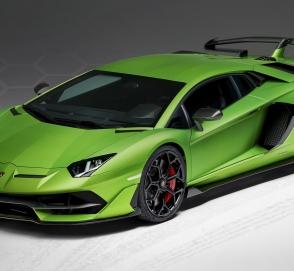 Lamborghini Aventador SVJ установил рекорд Хоккенхайма