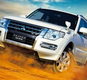 Mitsubishi прекращает выпуск модели Pajero