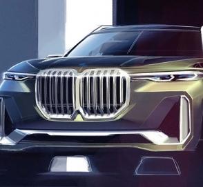 BMW может выпустить внедорожник X8
