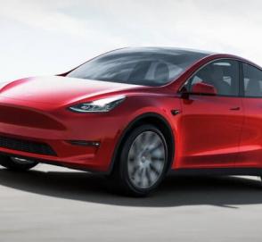 Акции Tesla упали на 5% после новости о выходе новой модели компании