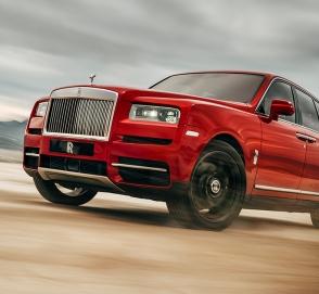 Rolls-Royce больше не собирается выпускать новые кроссоверы