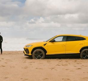Lamborghini показала внедорожные возможности Urus на видео