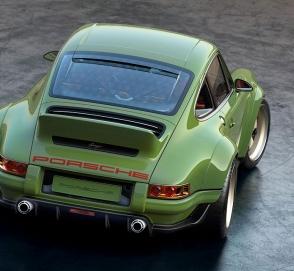 Из старого Porsche сделают новый суперкар