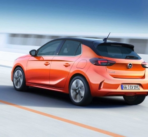 Представлена новая Opel Corsa – пока в электроварианте