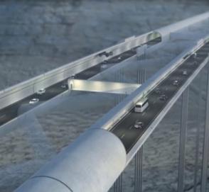 Норвежцы построят первую подводную автотрассу