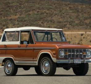 Ford Bronco первого поколения возродится