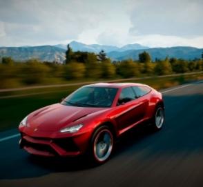 Lamborghini «случайно» рассекретила свой кроссовер до премьеры
