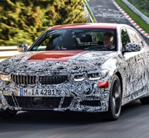 Раскрыты подробности о новой BMW 3-Series