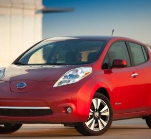 Рынок электромобилей в Украине продолжает расти