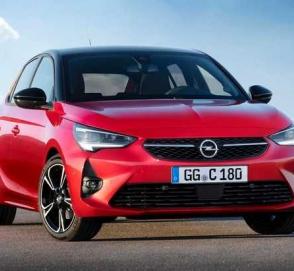 Opel рассказал о двигателях для новой Corsa