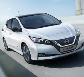 Nissan Leaf приятно удивил результатом краш-теста