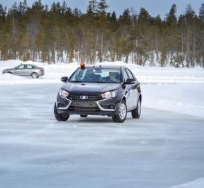 Финны купили новые Lada Vesta, а потом «выбросили» их