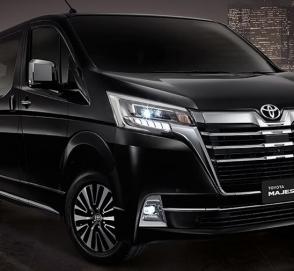 Toyota представила роскошный минивэн