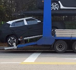 Компактный кроссовер Hyundai Styx представят в Нью-Йорке