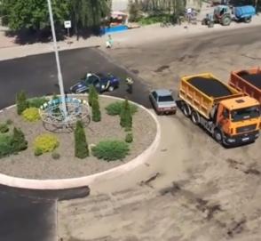 Девушка за рулем «ВАЗа» знатно поиздевалась над полицейскими