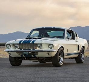 Shelby возобновит производство «заряженных» Mustang 50-летней давности