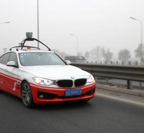 «Китайский Google» начнет испытывать беспилотные автомобили