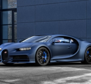 Bugatti представит самый быстрый гиперкар для Фердинанда Пиха