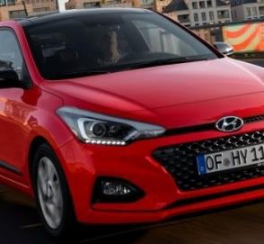 Hyundai работает над спортивной версией компактного хэтчбека i20