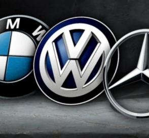 Трех крупнейших автопроизводителей Германии оштрафовали на 100 миллионов евро