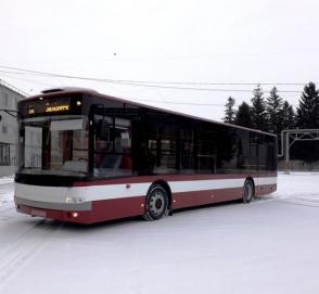 Автобусы Богдан получили двигатель IVECO и коробку автомат