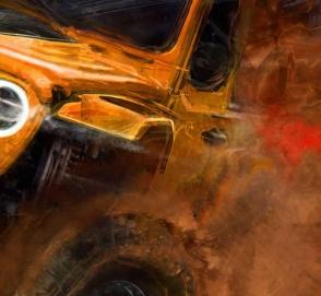 Jeep продемонстрировал Wrangler для «Пасхального сафари»