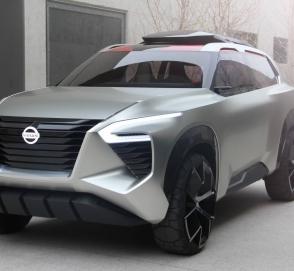 Nissan X-Trail четвертого поколения проходит испытания в США