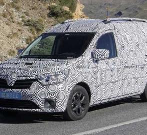 В сеть слили первое фото нового Renault Kangoo