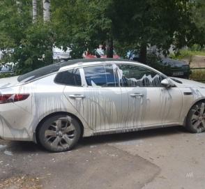 Какие автомобили чаще всего становятся «жертвами» вандализма