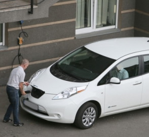 Украинцы все активнее пересаживаются на электромобили