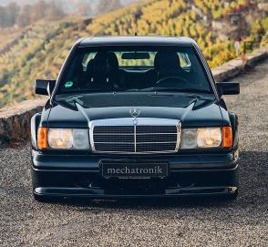 Как выглядит Mercedes 190 E за 320 000 евро