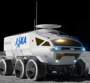 Toyota построит луноход и это не шутка