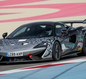 McLaren 620R: гоночный суперкар с доступом на обычные дороги