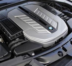 BMW подтвердила отказ от двигателей V12