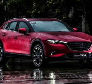 Кросс-купе Mazda CX-4 перестанет быть «эксклюзивом»