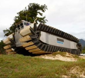 Военная машина из США, которая может практически все
