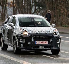 Ford заменит EcoSport на Fiesta SUV