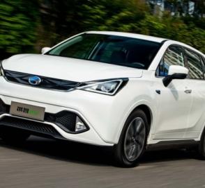 Mitsubishi представила электромобиль Eupheme EV
